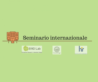 "Seminario internazionale ""Teaching and learning in digital rich environments"" & ""Games and learning"""